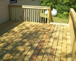 Carpenter, deck repairs, deck building